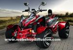 Quad Speedbird Street Racer RS14-300 CC automatique + AR